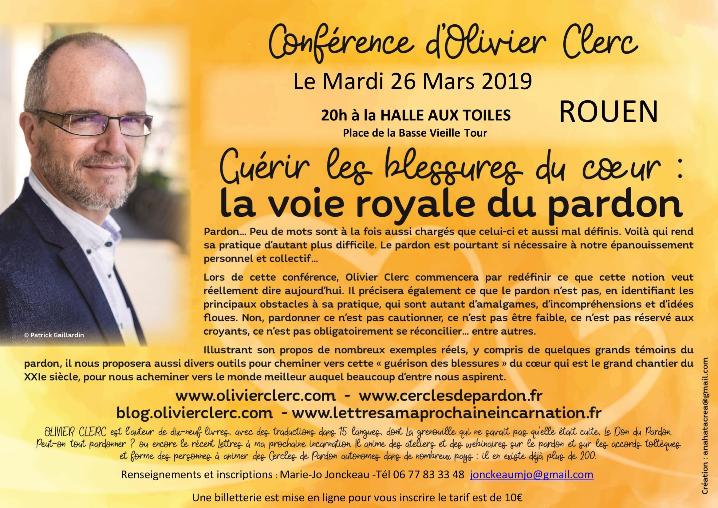 https://www.weezevent.com/conference-la-guerison-des-blessures-du-coeur-olivier-clerc-26-mars-rouen